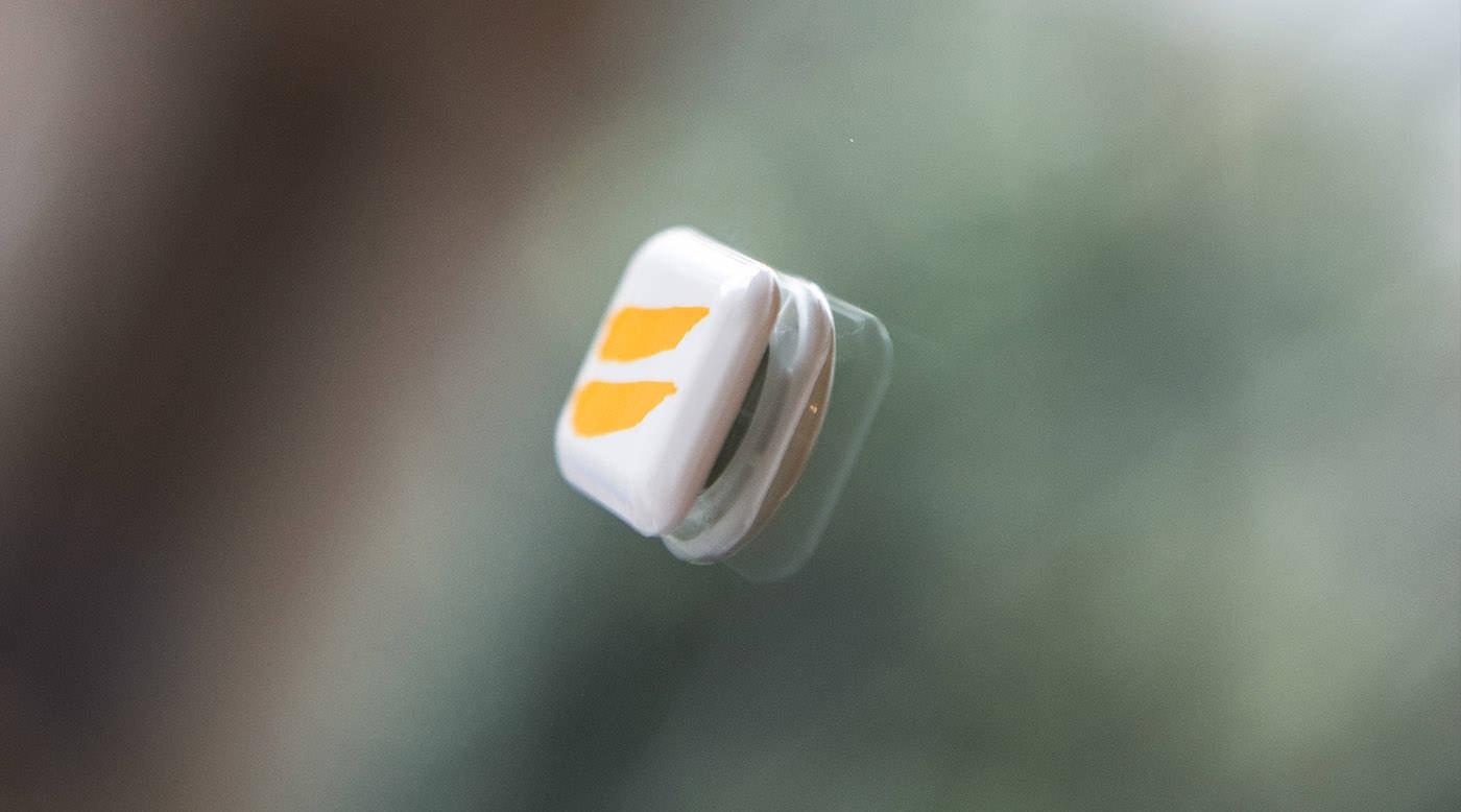 BibBits Magnetic Number Holder 3