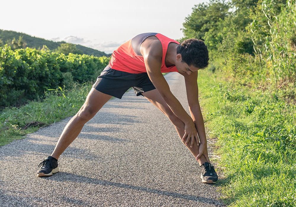 Tribesports Core Men's Running Shorts Black Charcoal 4