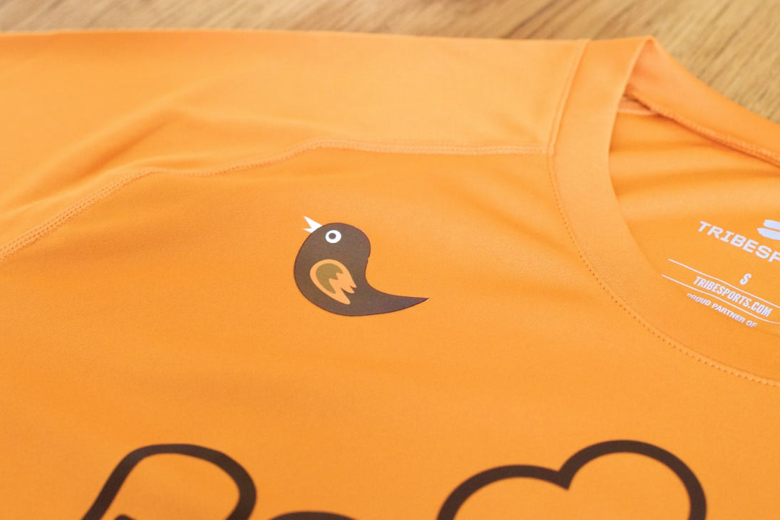 parkrun performance long sleeve top