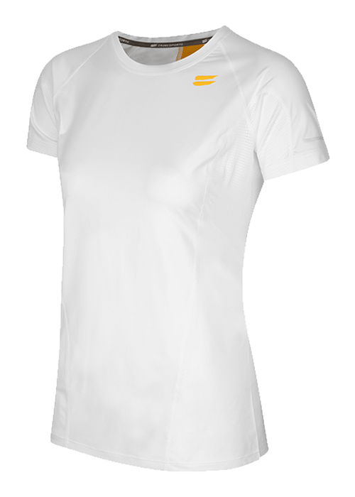 Tribesports Core Women's Short Sleeve Top White 2