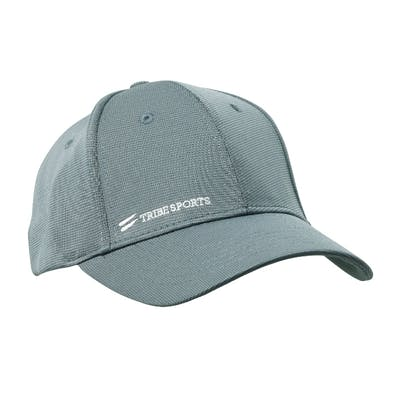 Tribe Sports Running Cap - Grey