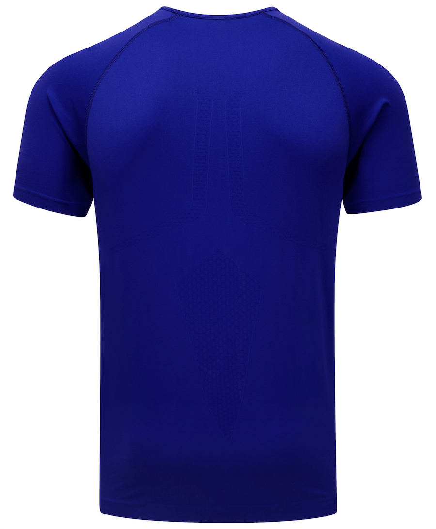 Engineered Short Sleeved Tee - Rich Royal