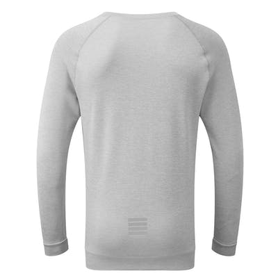 Sweatshirt - Light Grey Marl