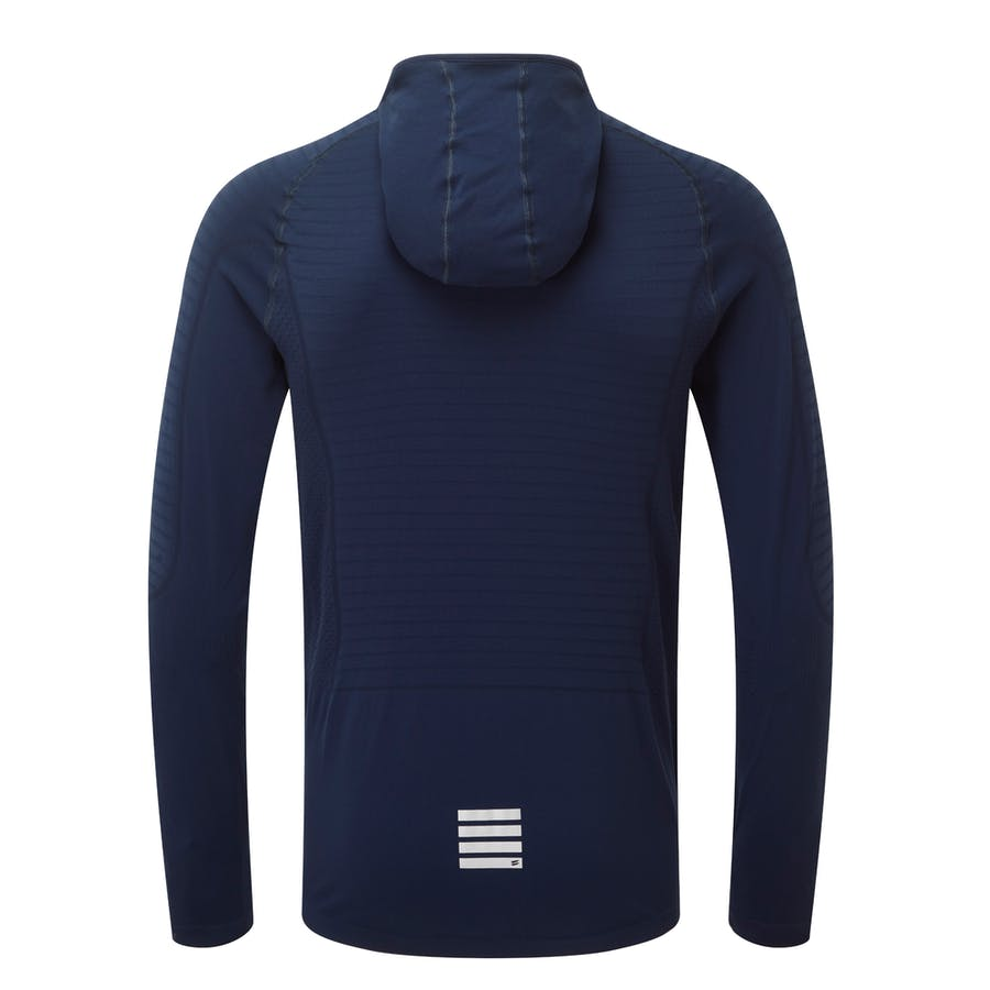 Engineered Hoodie - Navy