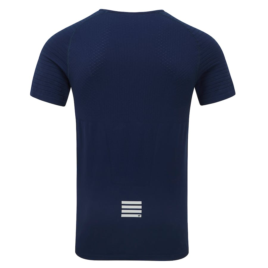 Engineered Short Sleeve Tee - Navy