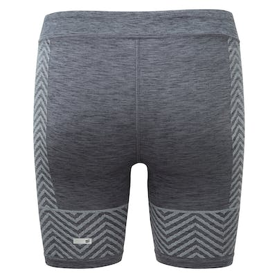 Engineered Short - Charcoal Grey Melange