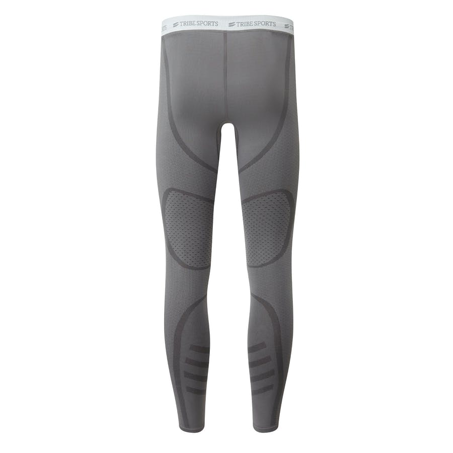 Compression Tight - Pewter Grey