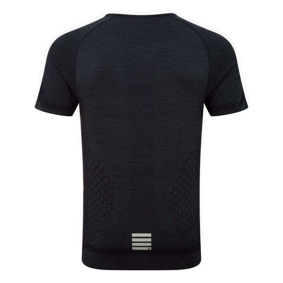 Short Sleeve T-shirt - Charcoal Grey Melange
