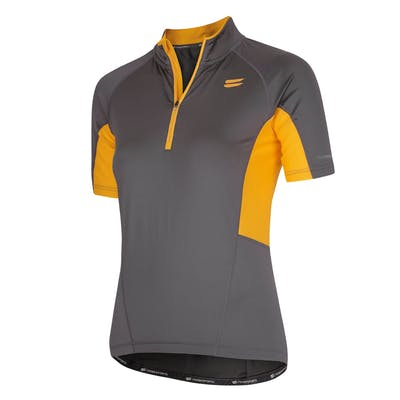 Women's Performance Cycling Jersey Short Sleeve , Tribesports - 1